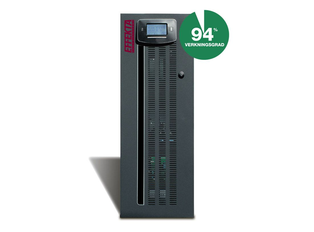 UPS Green Efficiency 10-20kVA 1-3fas/1-fas