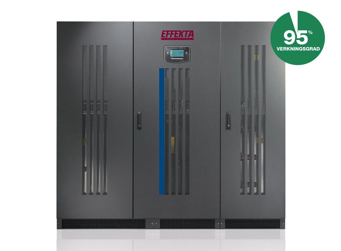 UPS Green Efficiency 100-800kVA 3-fas/3fas